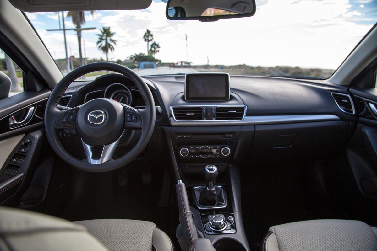 Der Neue Mazda3 Im Test Autogef 252 Hl