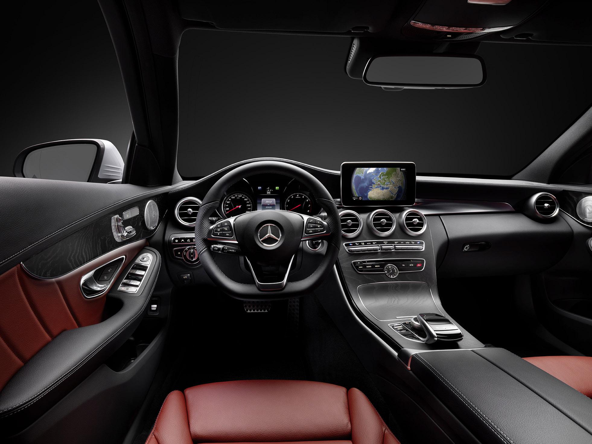 Neue Mercedes C-Klasse (W205) – eine kleine S-Klasse   Autogefühl