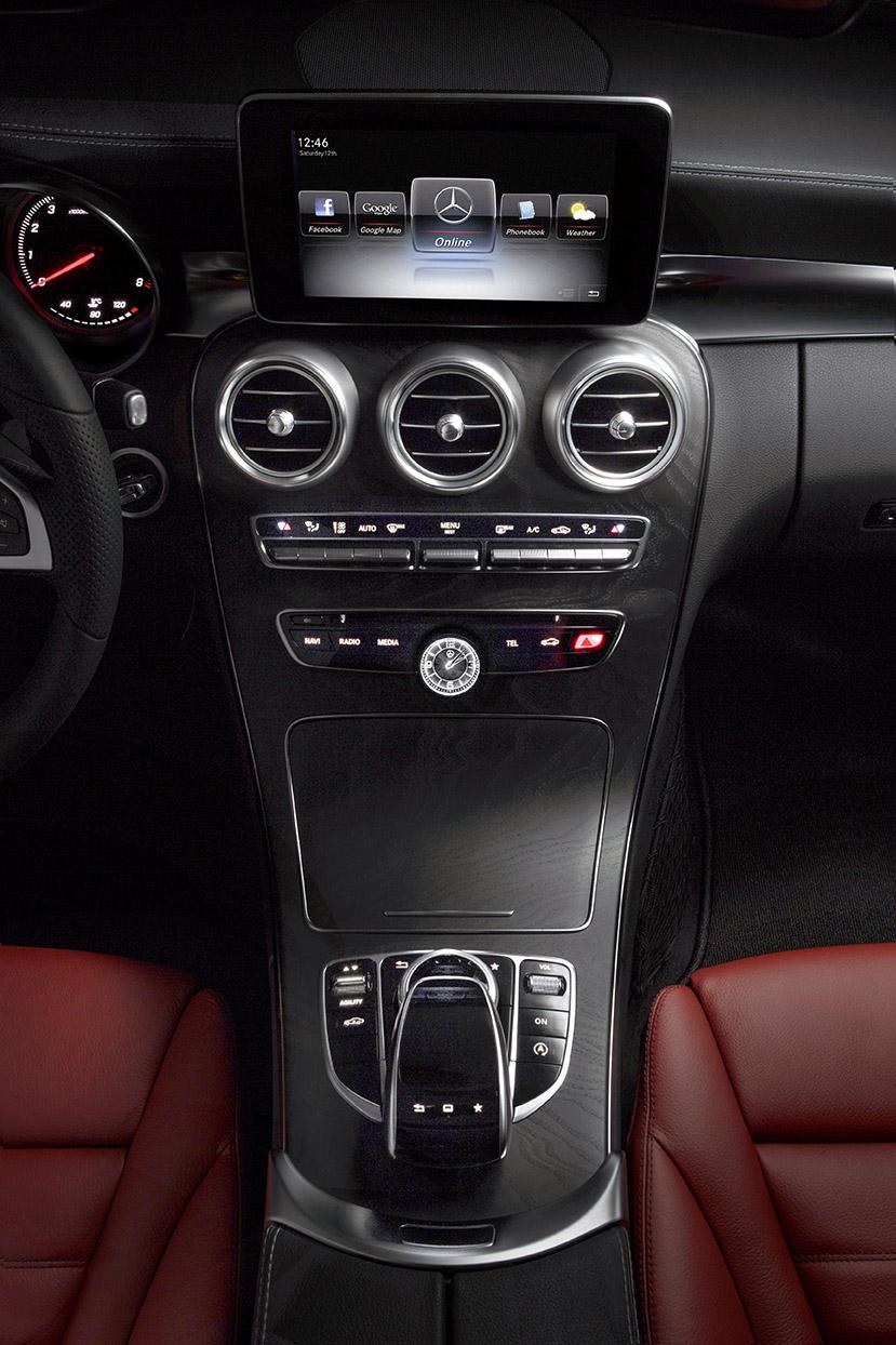 Neue Mercedes C-Klasse (W205) – eine kleine S-Klasse | Autogefühl