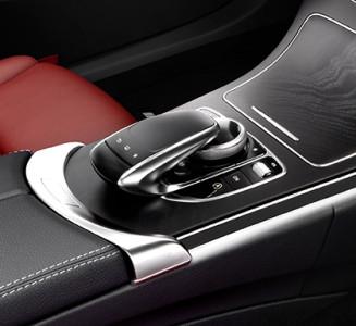 Neue Mercedes-C-Klasse Interieur, Foto: Mercedes