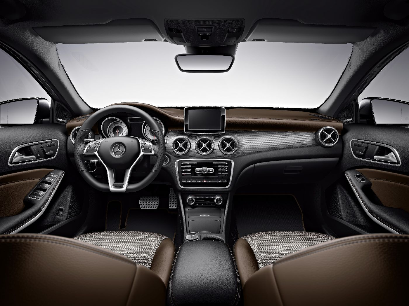 Mercedes GLA Edition 1 Sondermodell | Autogefühl