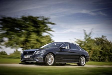 Mercedes-Benz S 65 AMG (V 222) 2013, Lack: blauantrazith metallic, Foto: Mercedes