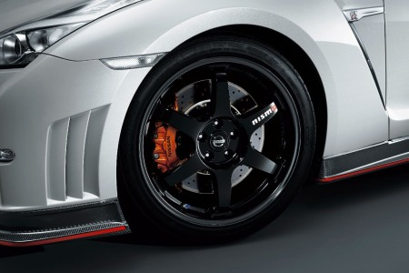 Neuer Nissan GT-R Nismo Felgen, Foto: Nissan