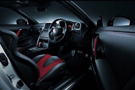 Neuer Nissan GT-R Nismo Innenraum, Foto: Nissan