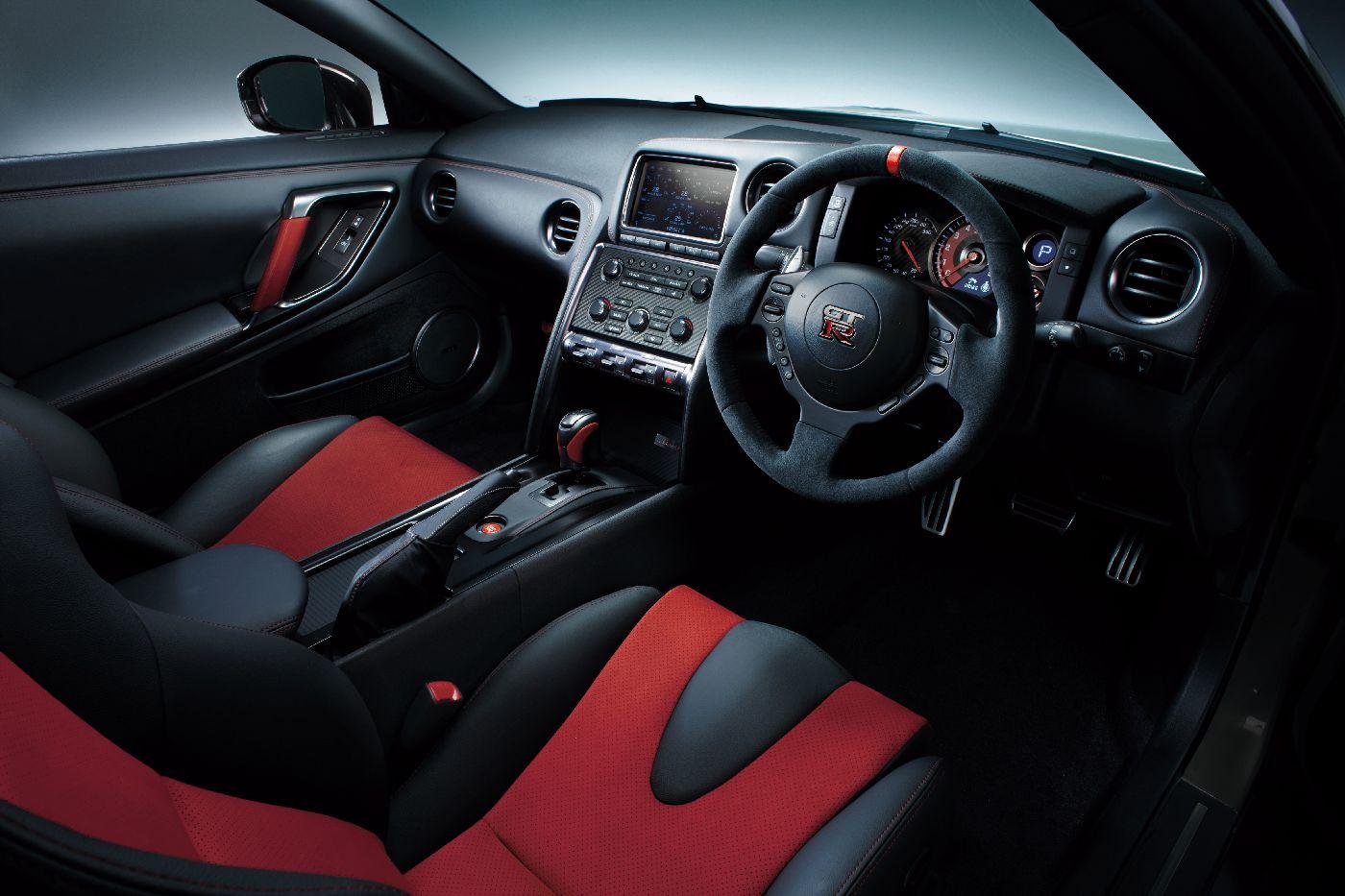 Neuer Nissan Gt R Nismo Big In Japan Autogefuhl