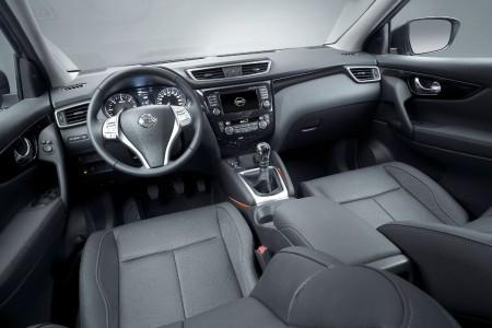 Neuer Nissan Qashqai Interieur, Foto: Nissan