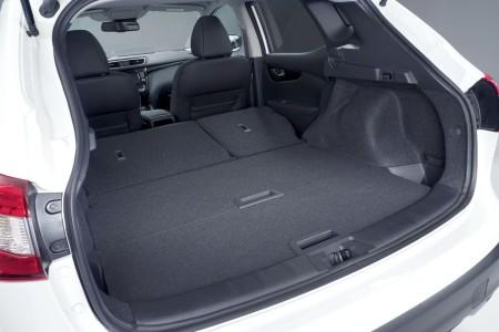 Neuer Nissan Qashqai Kofferraum, Foto: Nissan