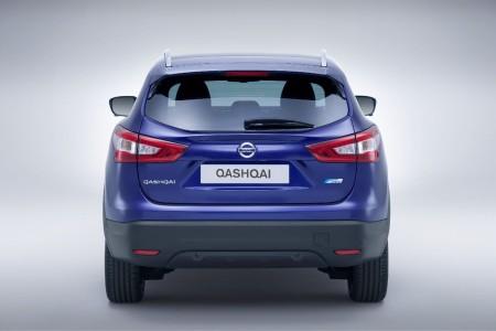 Nissan Qashqai 2014, Foto: Nissan