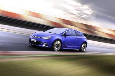 Opel Astra OPC, Foto: Opel