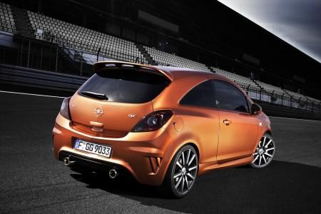 Opel Corsa OPC, Foto: Opel