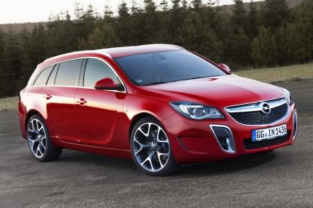 Opel Insignia OPC, Foto: Opel