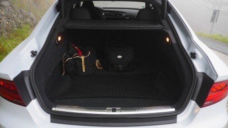 Audi RS7 Kofferraum, Foto: Autogefühl