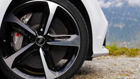 Audi RS7 Bi-Color-Felgen, Foto: Autogefühl