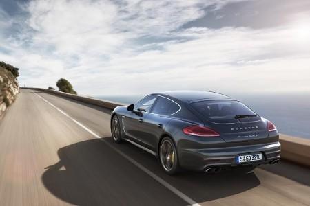Porsche Panamera Turbo S, Foto: Porsche