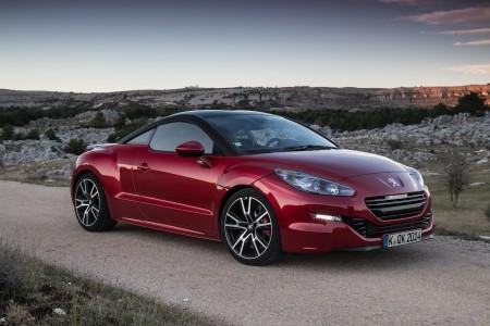 Peugeot RCZ-R, Foto: Peugeot