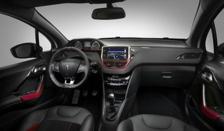 Peugeot 208 GTi Cockpit, Foto: Peugeot