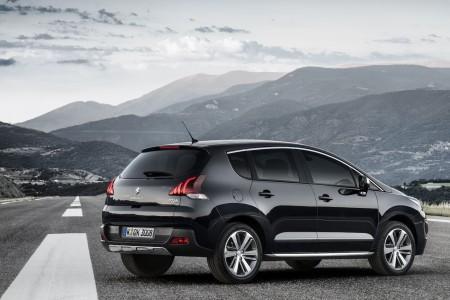 Peugeot 3008, Foto: Peugeot