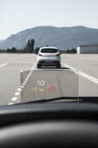 Peugeot 3008 HUD, Foto: Peugeot