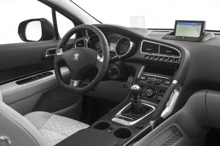 Peugeot 3008 Innenraum, Foto: Peugeot