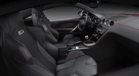 Peugeot RCZ-R Innenraum, Foto: Peugeot
