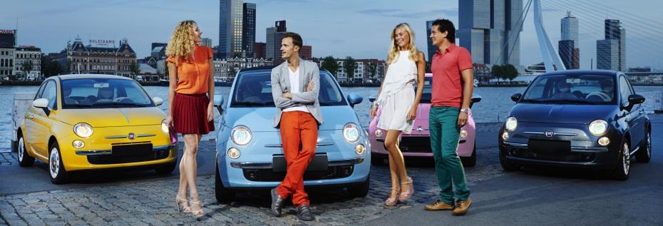 Philips ColorVision bringt mehr Individualität auf die Straße, Foto: Philips