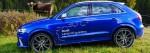 Audi RS Q3 Testfahrt – Kompakt-SUV mit 310 PS