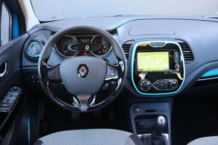 Renault Captur Innenraum, Foto: Renault