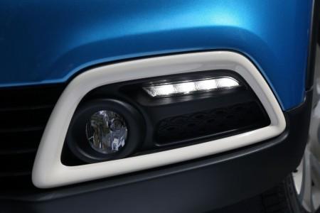 Renault Captur LED-Tagfahrlicht, Foto: Renault