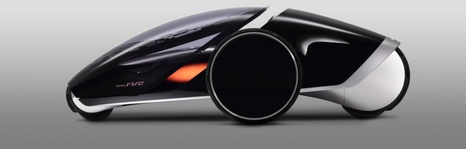 Toyota FV2, Foto: Toyota