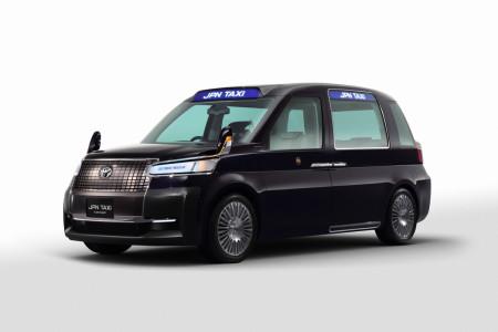 Toyota JPN Taxi Concept, Foto: Toyota
