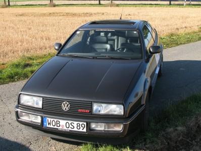 Und der VW Corrado läuft wieder, Foto: Autogefühl
