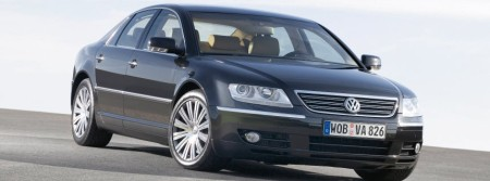 VW Phaeton, Foto: VW
