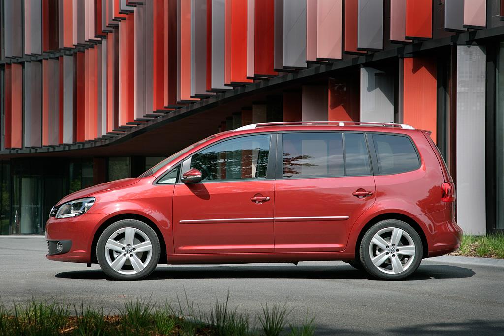 Volkswagen Touran, Foto: VW