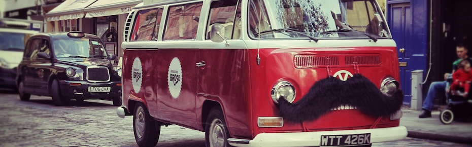 Bridgestone Bros VW Bus, Foto Bridgestone