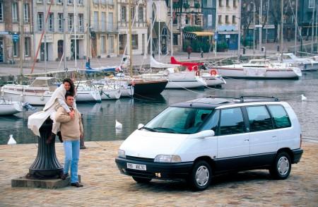 Familienplanung leicht gemacht: Espace 2 - Foto: Renault