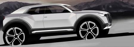 Audi Q1 - Die Familie der Q-Modelle bei Audi bekommt Zuwachs Foto: Audi