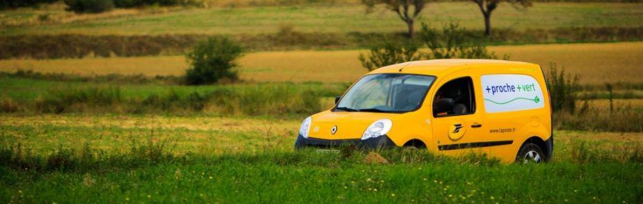 Renault Kangoo Z.E. - Foto: Symbio FCell