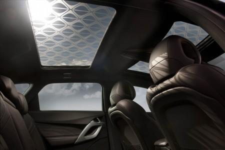 Citroen DS5 Hybrid Blick nach draußen, Foto: Citroen
