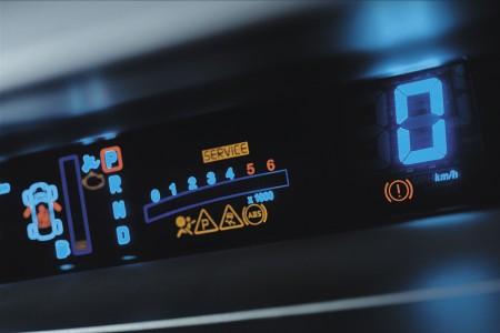 Digitalanzeige - Foto: Renault