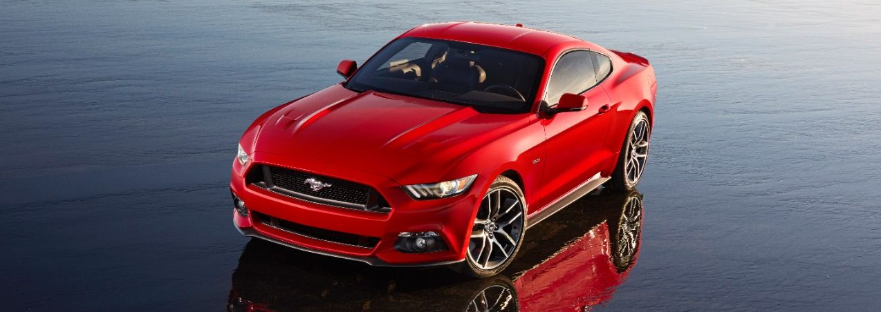 Der neue Ford Mustang Foto: Ford