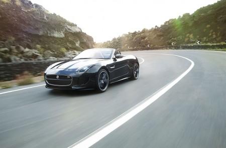 Jaguar F-TYPE - betörend schnell und schön  Foto: Jaguar