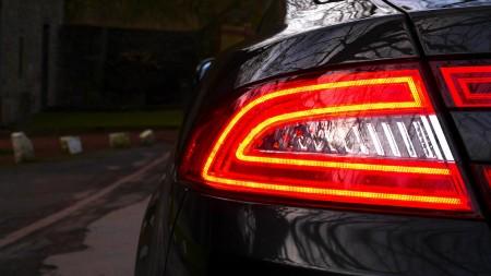 Jaguar XF AWD Signature Lights, Foto: Autogefühl
