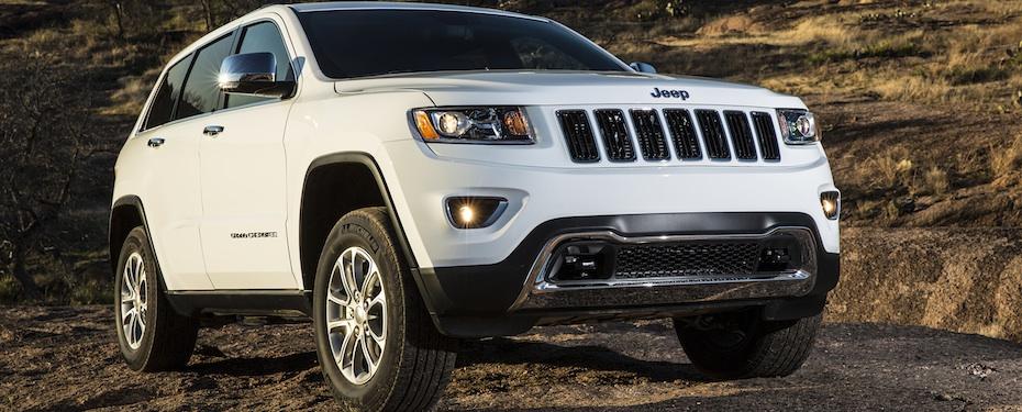 Jeep Grand Cherokee, Foto: Jeep