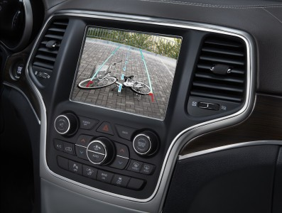 2014 Jeep Grand Cherokee Limited Interieur, Foto: Jeep
