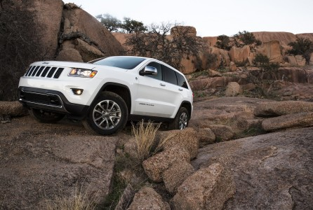 2014 Jeep Grand Cherokee Limited, Foto: Jeep