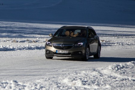 Opel Insignia Country Tourer, Foto: Autogefühl