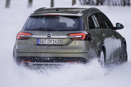 Opel Insignia Country Tourer, Foto: Opel