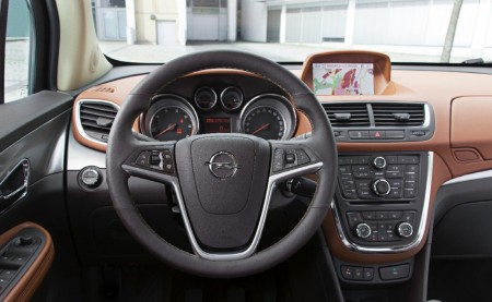 Opel Mokka Innenraum, Foto: Opel