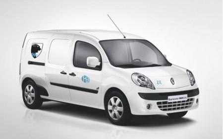 Renault HyKangoo - Foto: Symbio FCell