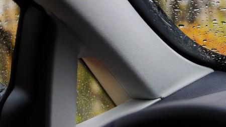 Seat Altea Freetrack Dreieckfenster an der A-Säule, Foto: Autogefühl